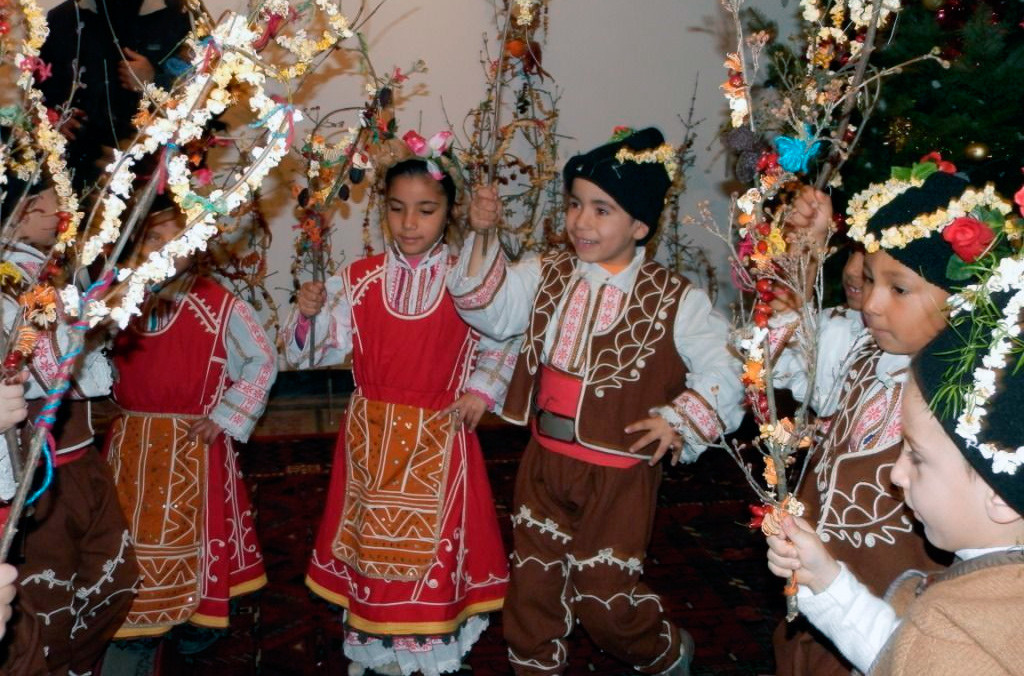 как мы отпраздновали новый год в болгарии