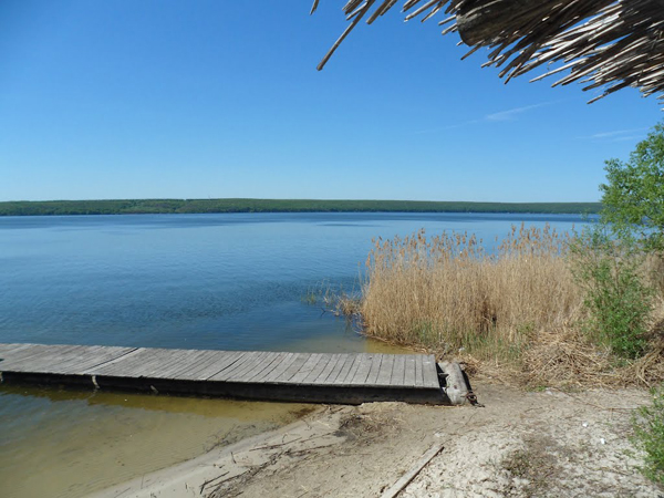 Печенежское водохранилище: история, природные особенности, отдых